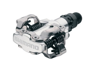 SHIMANO M520 Pedals Silver