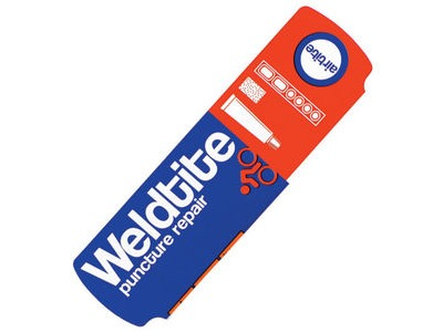 WELDITE Weldtite Puncture Repair Kit