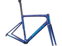 SWORKS Tarmac Frameset 44 Gloss Chameleon/Cyan Blue  click to zoom image