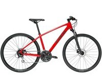 TREK Dual Sport 2 S Red  click to zoom image