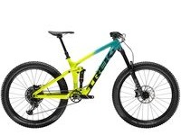 TREK Remedy 9.7 S Teal to Volt Fade  click to zoom image