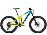 TREK Remedy 9.8 S Teal to Volt Fade  click to zoom image