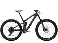 TREK Slash 9.8 S Matte Carbon / Voodoo Black  click to zoom image