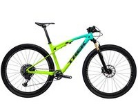 TREK Supercaliber 9.9 S Miami Green to Volt Fade  click to zoom image