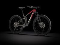 "TREK Fuel EX 8 XT S (27.5"" wheel) Red to Black Fade  click to zoom image"