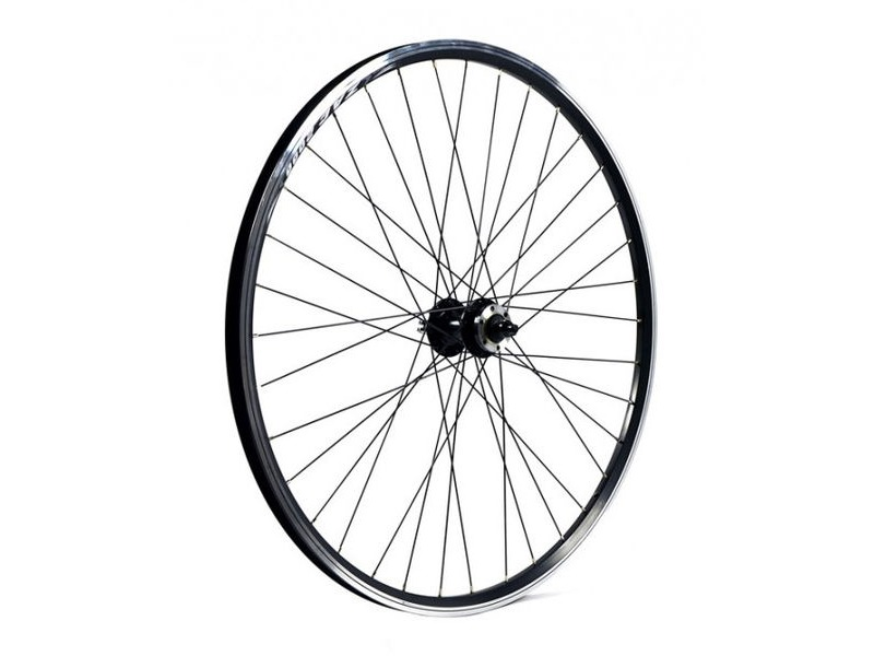WILKINSON WHEELS Hybrid Doublewall Rim on Quando Disc Q/R Hub click to zoom image