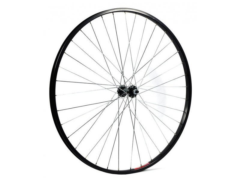 KX WHEELS Hybrid Doublewall Rim on Quando Q/R Hub click to zoom image
