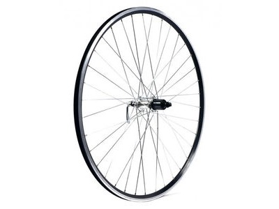 WILKINSON WHEELS 700C Doublewall Rim on Quando Q/R Hub - Cassette