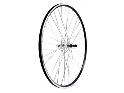 WILKINSON WHEELS 700C Doublewall Rim on Quando Q/R Hub - Threaded