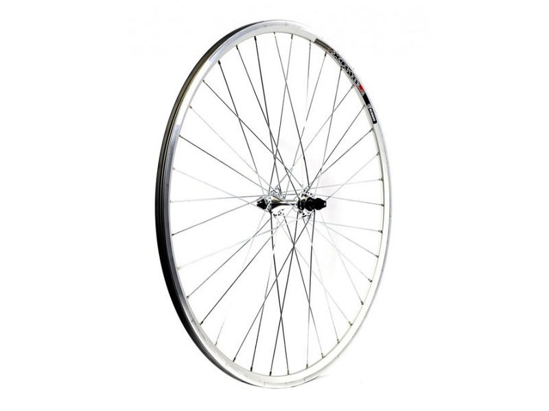WILKINSON WHEELS 700C Doublewall Rim on Quando Q/R Hub click to zoom image