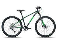 FROG 69 MTB  GREY/GREEN  click to zoom image