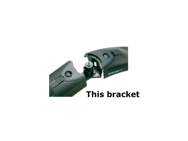 TOPEAK Defender M1 Front Bracket click to zoom image