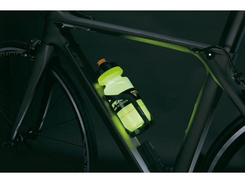 TOPEAK Iglow Cage with Bottle click to zoom image