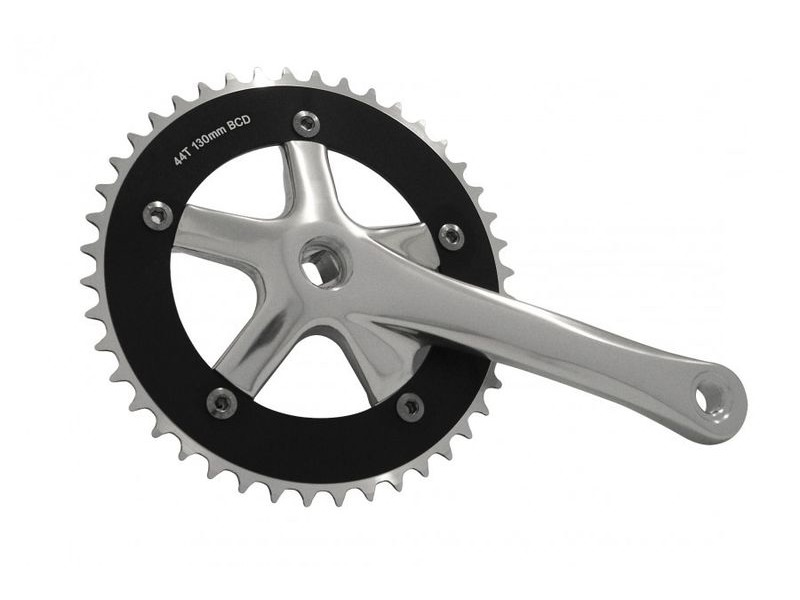 SYSTEM EX Single Crankset click to zoom image