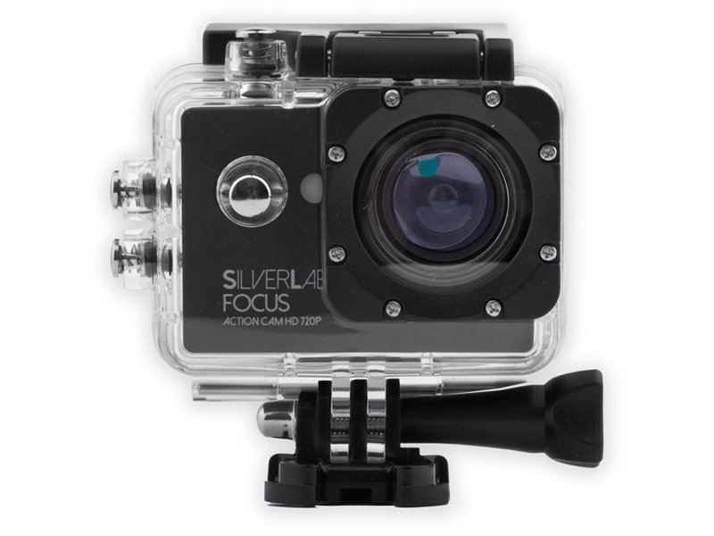 SILVERLABEL Focus Action Camera  720P click to zoom image