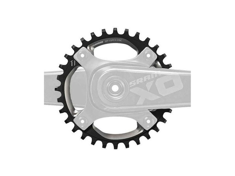 SRAM 34t X01 CHAINRING click to zoom image