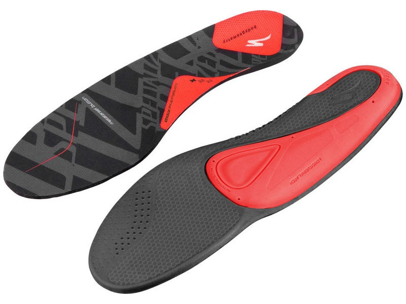 SPECIALIZED BG SL Footbed Red click to zoom image