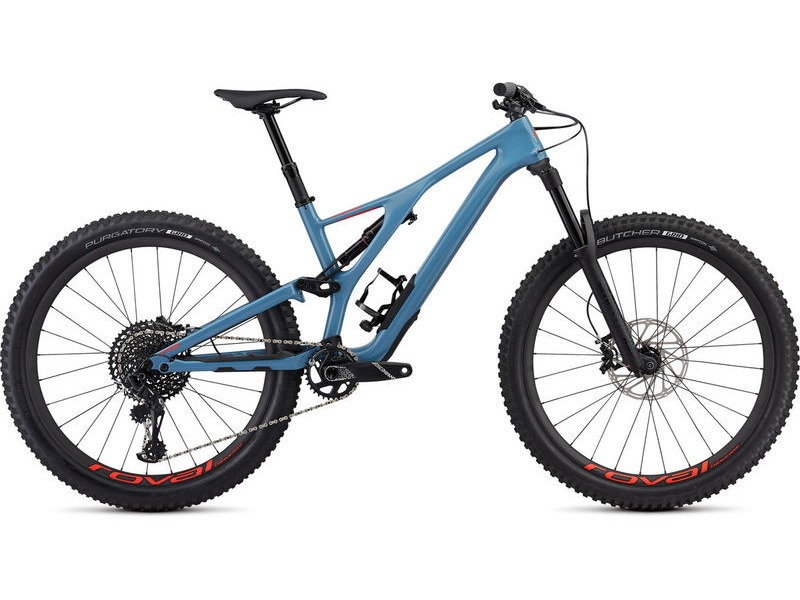 SPECIALIZED Stumpjumper FSR Expert Carbon 27.5 click to zoom image