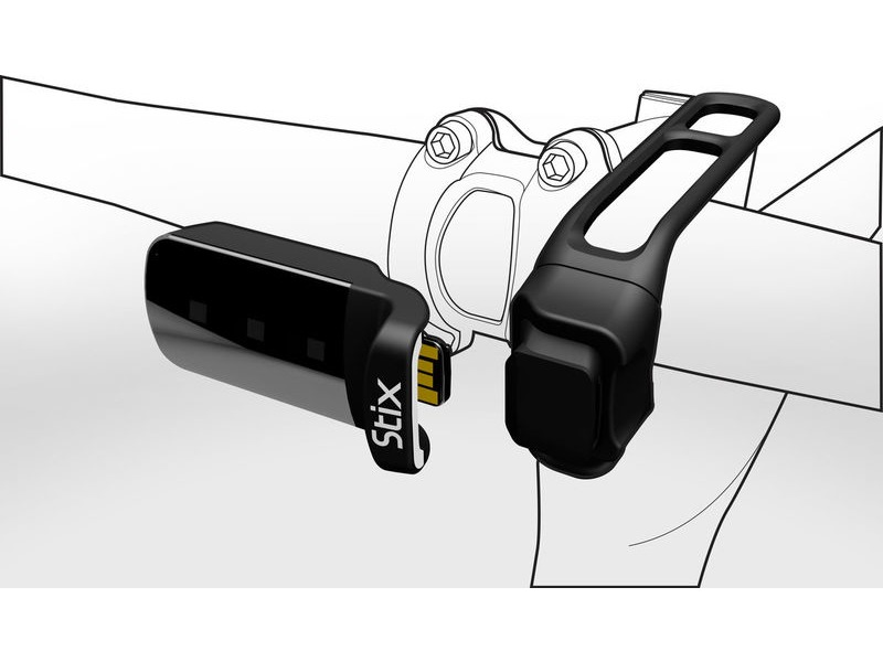 SPECIALIZED Stix Handle Bar/Seat Post Strap Mount click to zoom image