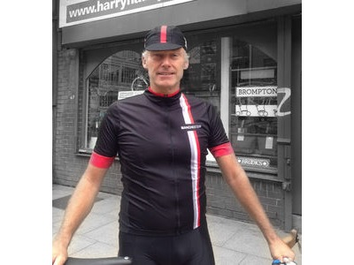 HARRY HALL Manchester Pro Jersey