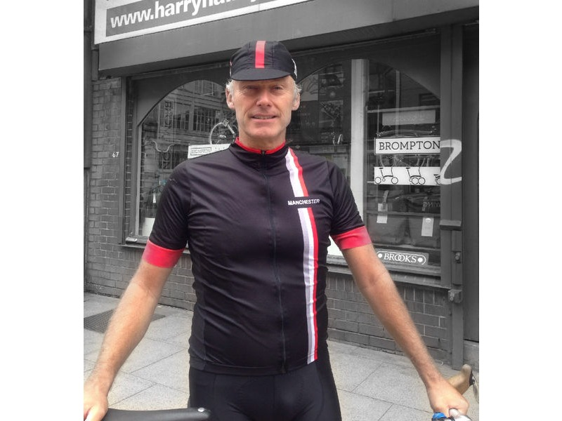 HARRY HALL Manchester Pro Jersey click to zoom image
