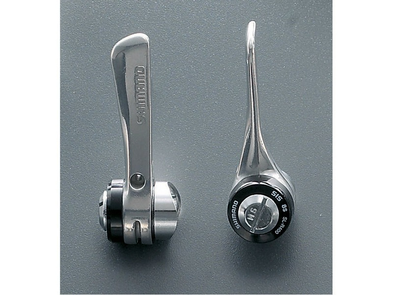 SHIMANO R400 Gear Lever 8Spd click to zoom image