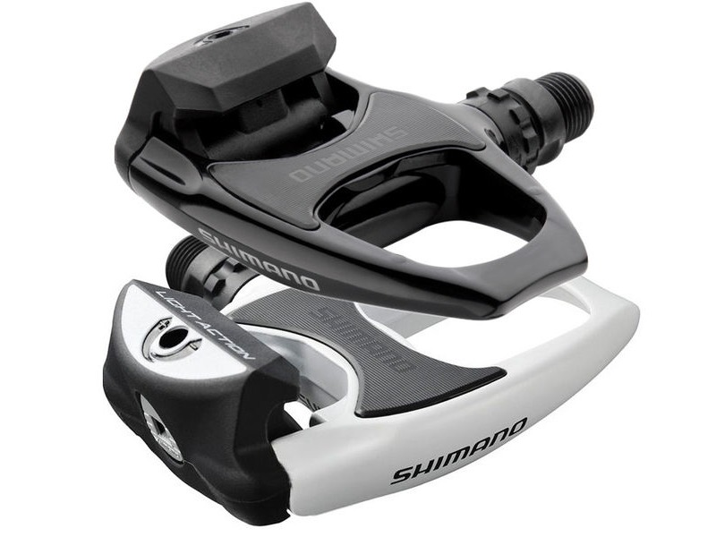 SHIMANO R540 SPD-Sl Pedals click to zoom image