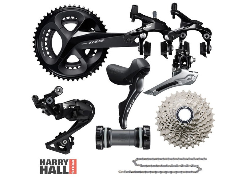 SHIMANO 105 (R7000) Groupset click to zoom image