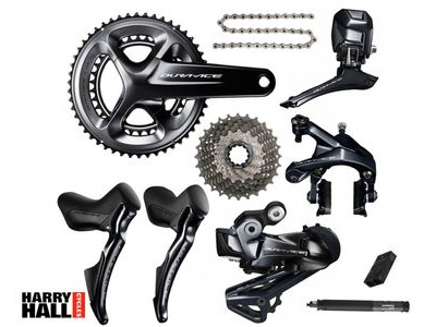 SHIMANO Dura Ace (R9150) Di2 Groupset