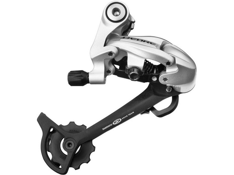 SHIMANO Deore Rear Gear GS (9spd) click to zoom image