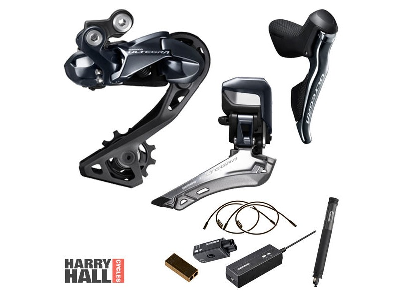 SHIMANO Ultegra (R8050) Di2 Shift Kit click to zoom image