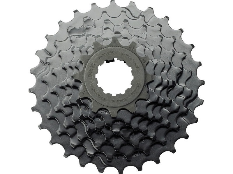SHIMANO HG20 7speed Cassette 12-28t click to zoom image