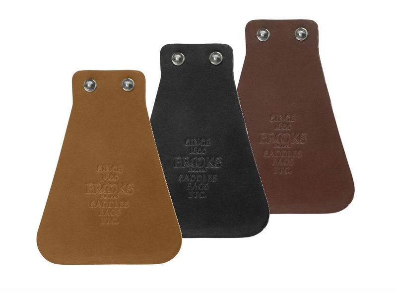 BROOKS Mudflap Leather click to zoom image