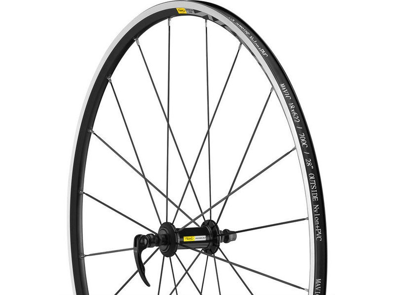 MAVIC Aksium One Front click to zoom image