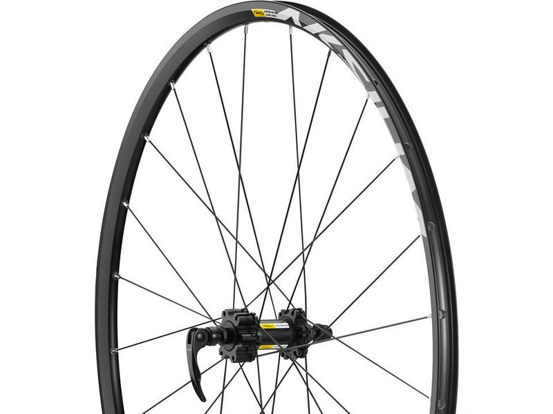 MAVIC Aksium One Disc Front click to zoom image