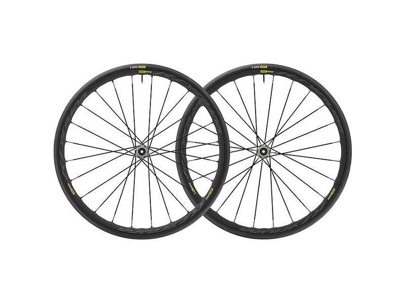 MAVIC Ksyrium Elite UST Disc click to zoom image