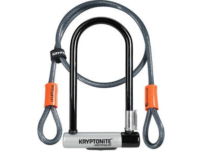KRYPTONITE KryptoLok with 4 foot cable