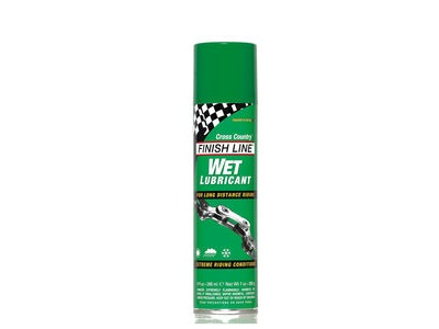 FINISH LINE Wet Lube Aerosol 8oz