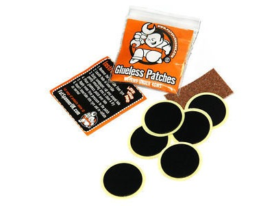 FAT SPANNER Glueless Patches