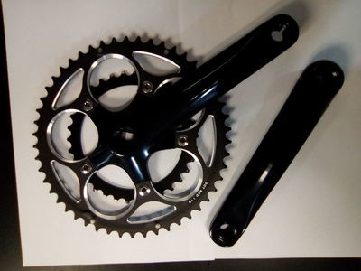 FAT SPANNER Chainset 34/50T