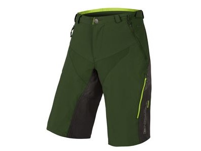 ENDURA MT500 Spray Baggy Short II ForestGreen