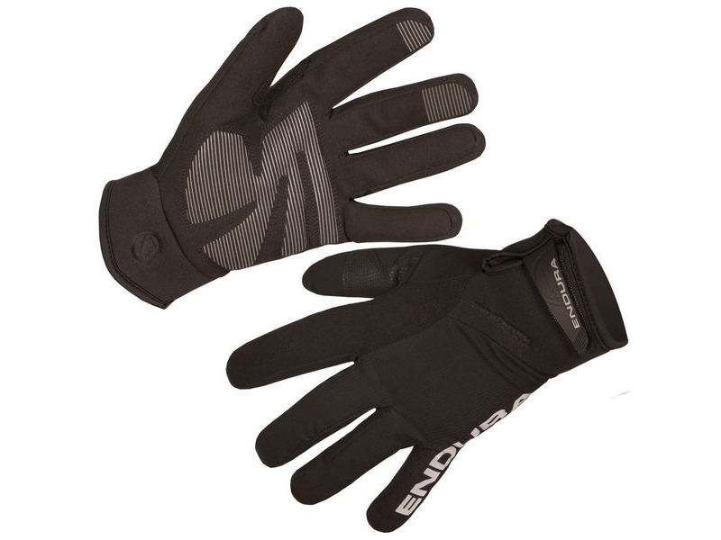 ENDURA Strike Glove Black click to zoom image