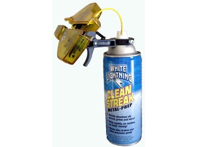 WHITE LIGHTNING Trigger Chain Cleaner