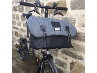 CARRADICE Stockport City Folder Harris Tweed click to zoom image
