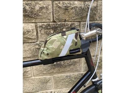 CARRADICE BikePacking Top Tube Bag