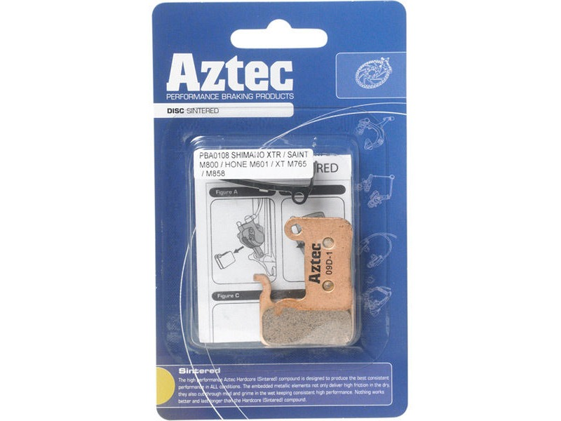 AZTEC XTR/M965/M800/M601 Sintered click to zoom image
