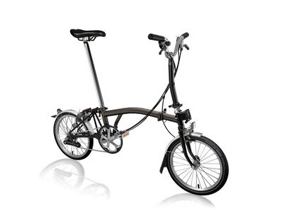 BROMPTON M6-L Flame Laquer