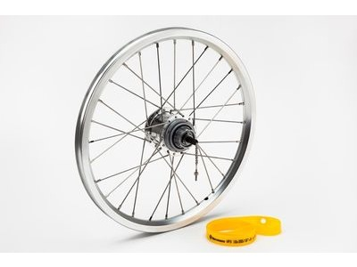 BROMPTON Rear Wheel 6 Speed