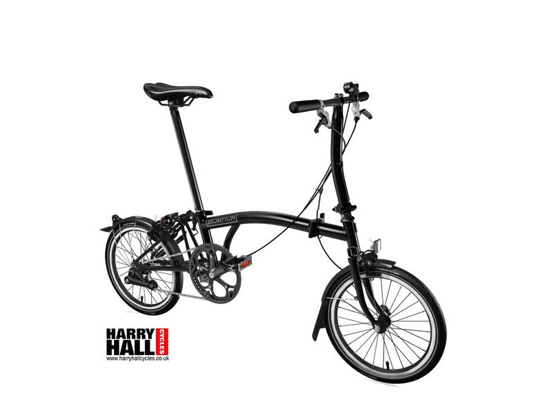 BROMPTON S6-L Black Edition click to zoom image