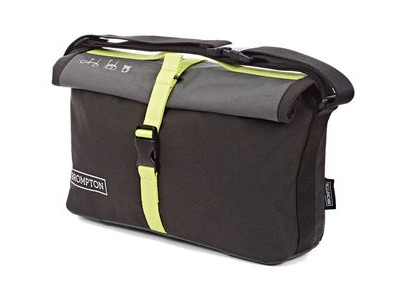BROMPTON Roll Top Bag Grey